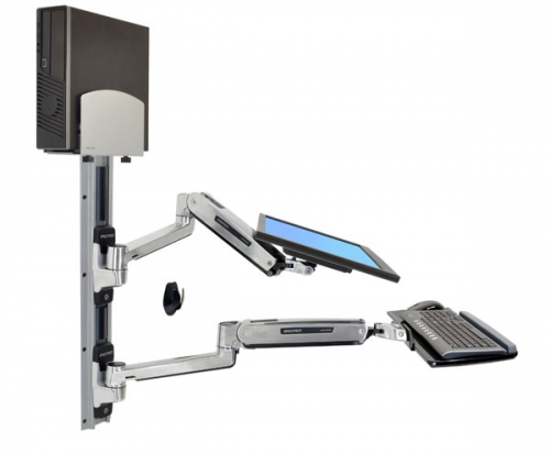 Ergotron Lx Dual Stacking Arm Datanet