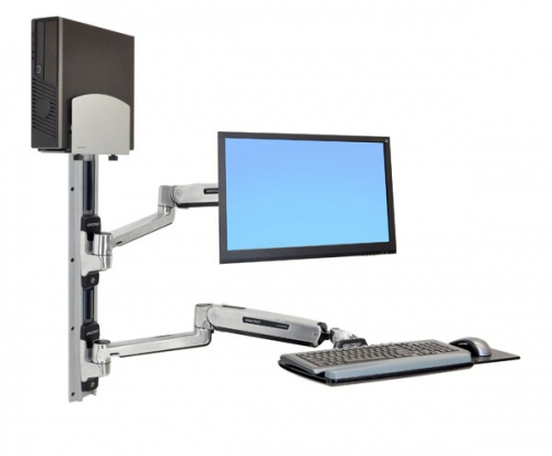 LX Sit-Stand Wall Mount System