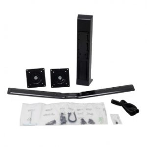 Ergotron WorkFit Dual Monitor Kit, Universal Parts