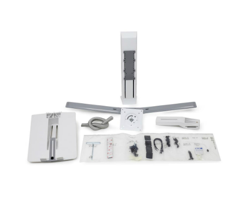 Ergotron Workfit LCD & Laptop Kit (white) Parts