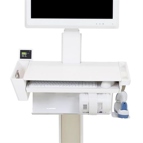 Ergotron LiFeKinnex™ Hot Swap Battery System Desk