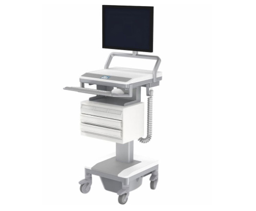 Humanscale's T7 Medical Cart