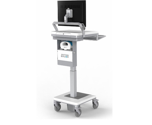Humanscale T7 Medical Cart Hot Swap Battery