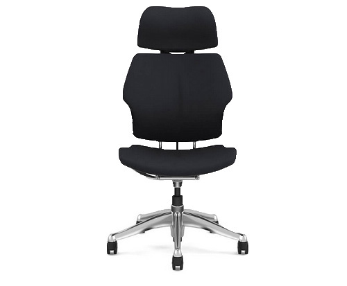Humanscale Freedom Chair Headrest Armless Ergonomic Chair