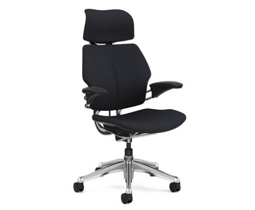 Humanscale Freedom Chair Headrest Ergonomic Office Chair