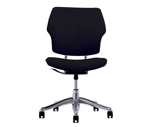Humanscale Freedom Task Chair Armless Front View