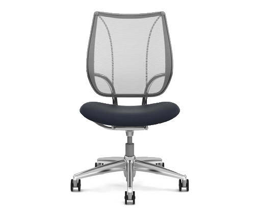 Humanscale Liberty Chair Armless Ergonomic Chair