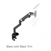 Humanscale M8 Monitor Stand Black