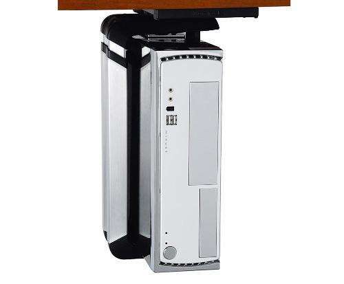 Humanscale CPU Holder CPU600 Black Under Desk Mount