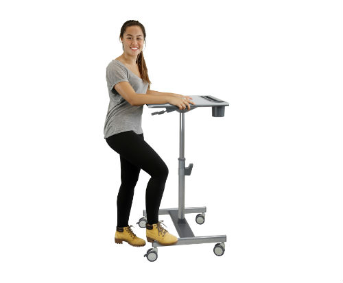 Ergotron Learnfit Standing Desk for Students