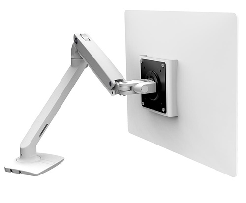 Ergotron MXV Desk Monitor Arm with Monitor