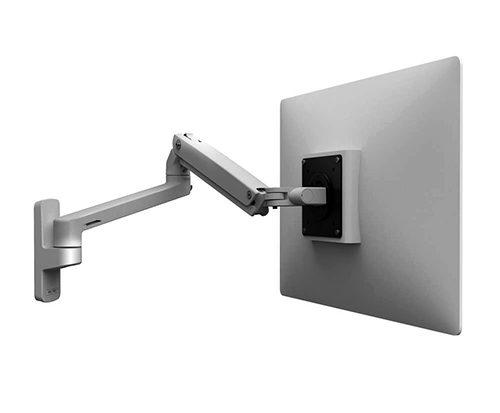 Ergotron MXV Wall Monitor Arm Side Profile