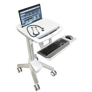 StyleView Laptop Cart SV40