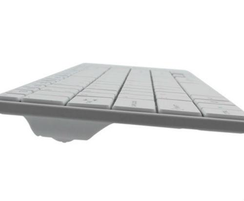 Seal Shield Medical Grade Keyboard Side View