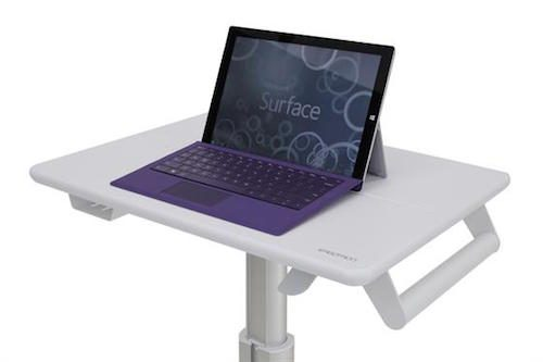 StyleView S-Tablet Cart SV10