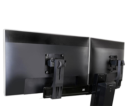 Tall User Kit for WorkFit Dual Rear View
