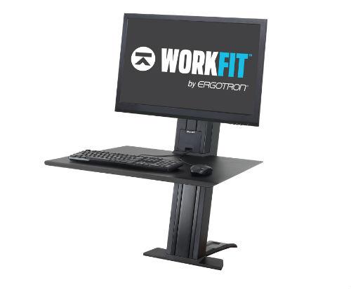 Ergotron WorkFit-SR Standing Desk