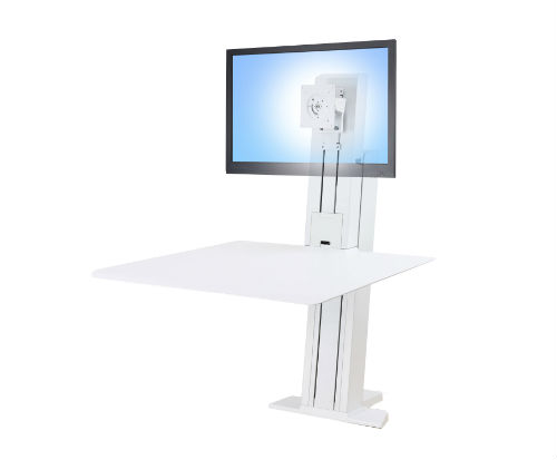 Ergotron WorkFit-SR Standing Desk Converter