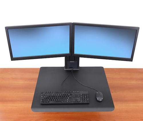 Dual_Monitor,_Sit_-_Stand_Desktop_Workstation_(Black)