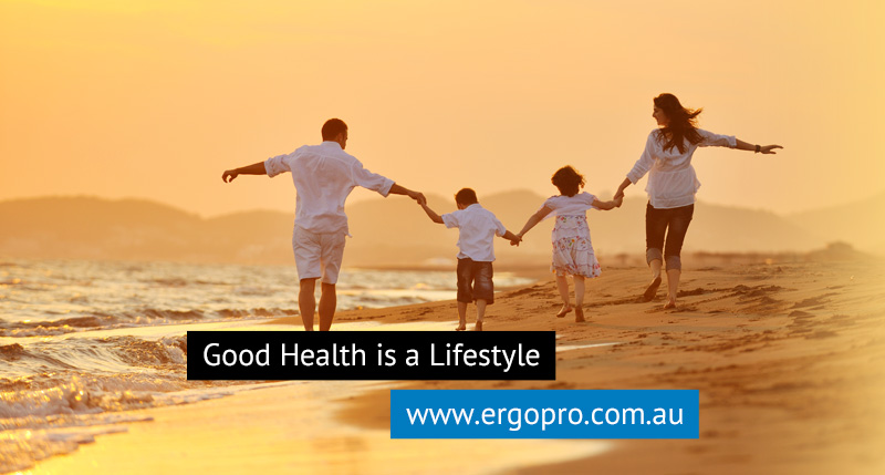 Good Health is a Lifestyle