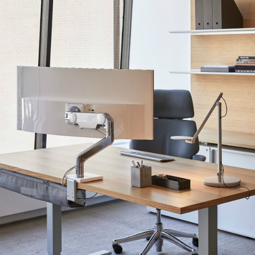 Humanscale M10 Monitor Arm Office