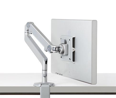 Humanscale M2 Monitor Stand Desk Clamp