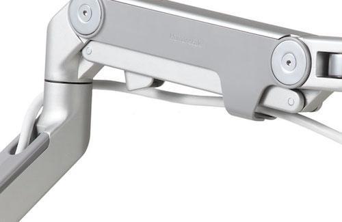 Humanscale M8 Crossbar articulating arm