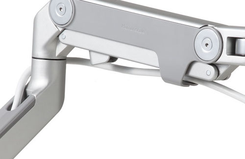 Humanscale M8 Monitor Stand Arm Detail